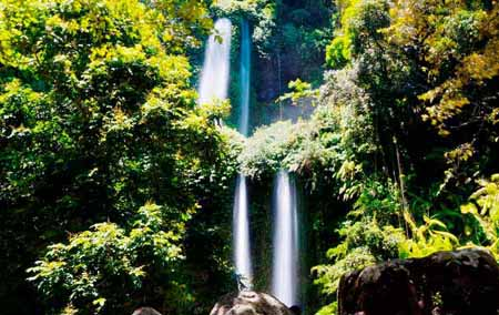 sendang_gile_waterfall
